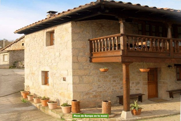 Casas de aldea ntegras alojamientos picos de europa asturias - Casa rural pamirandi ...